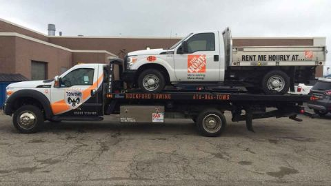 Rockford MI Towing Rates