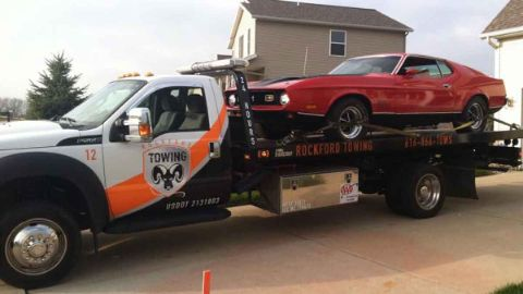 Plainfield Charter Towing Service